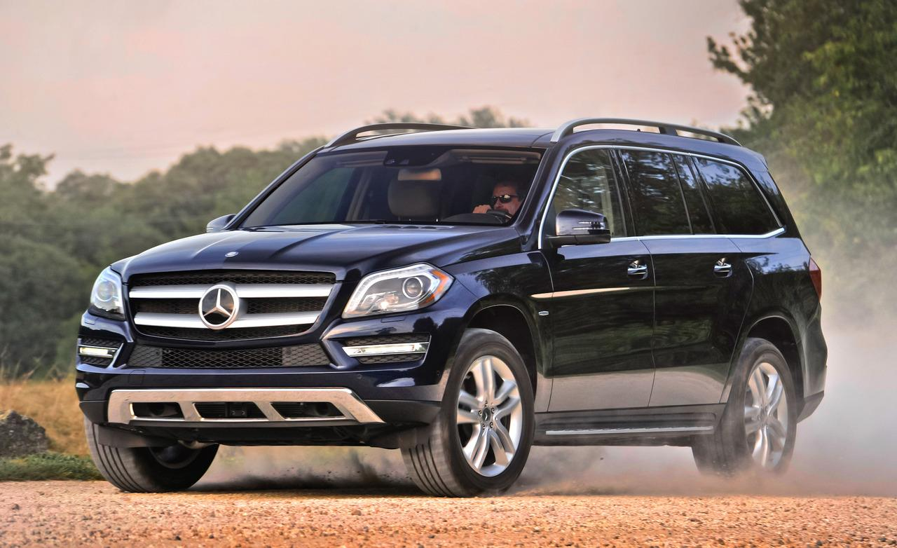 Mercedes-benz gl450 photo - 2