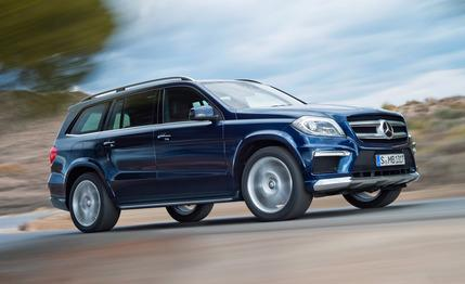 Mercedes-benz gl450 photo - 3