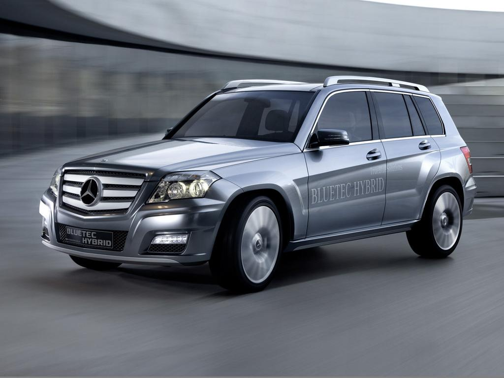 Mercedes-benz glk photo - 2