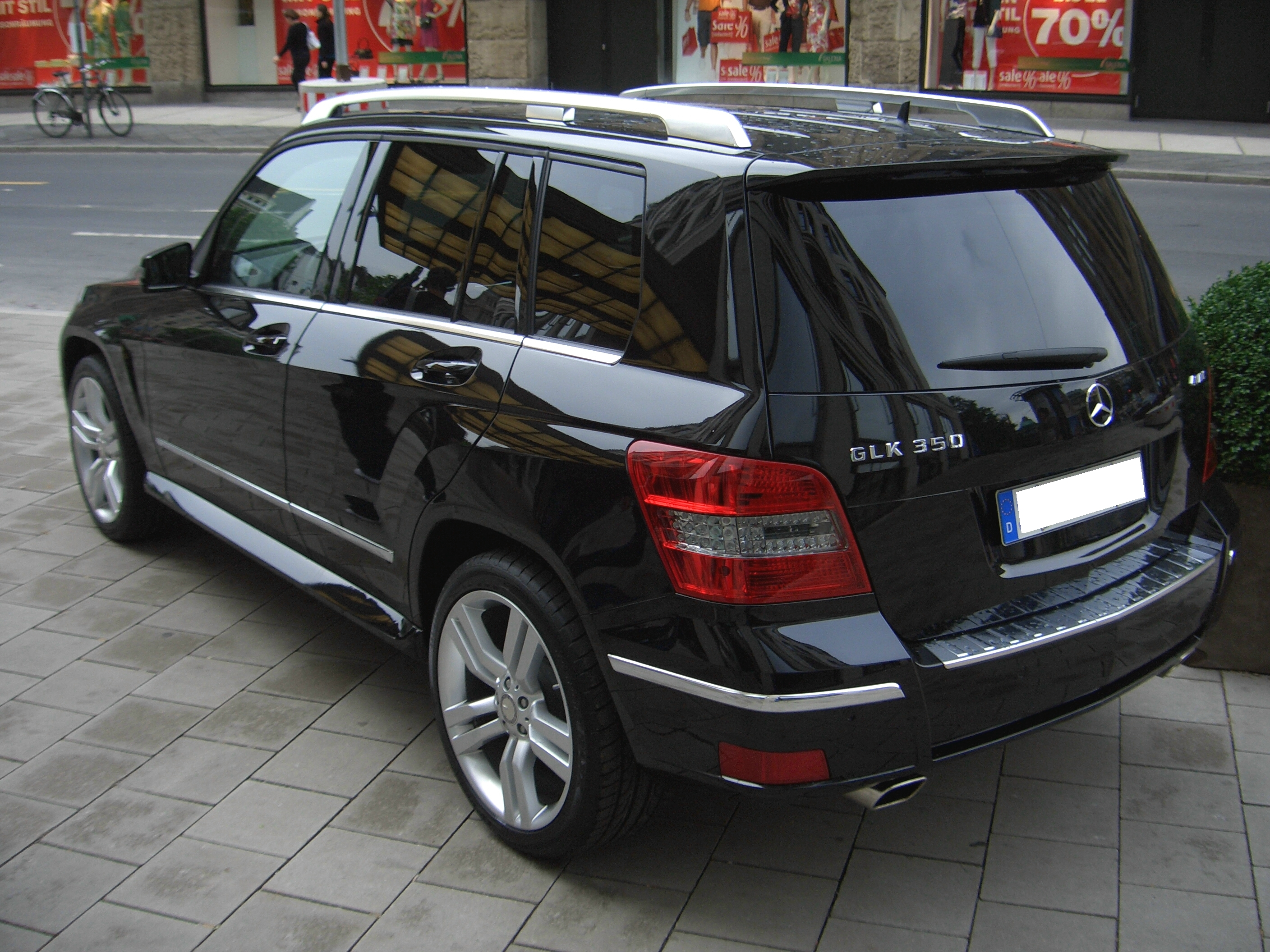 Mercedes-benz glk photo - 4