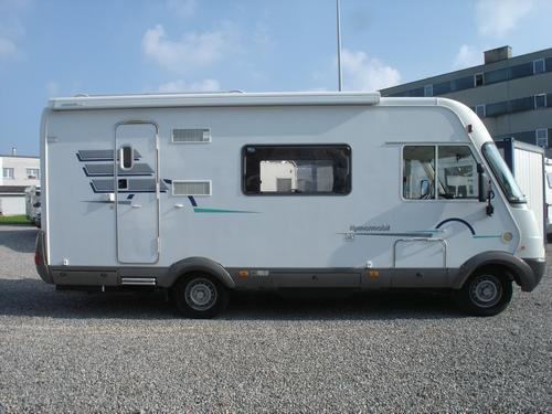 Mercedes-benz hymer photo - 4