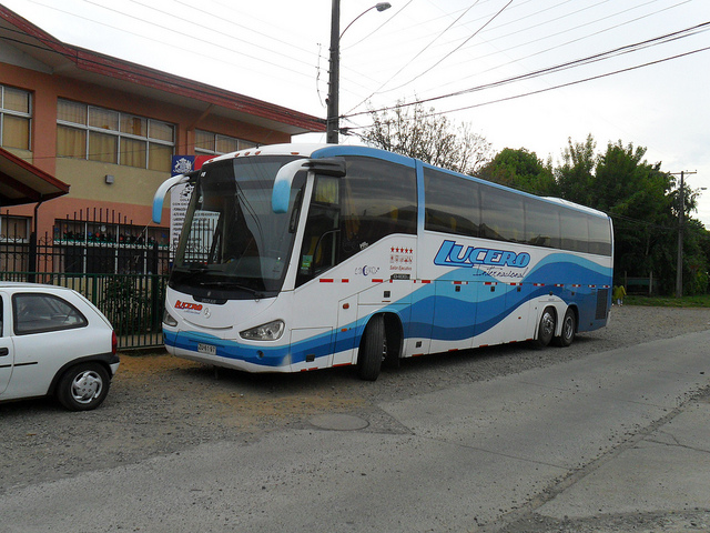 Mercedes-benz irizar photo - 1