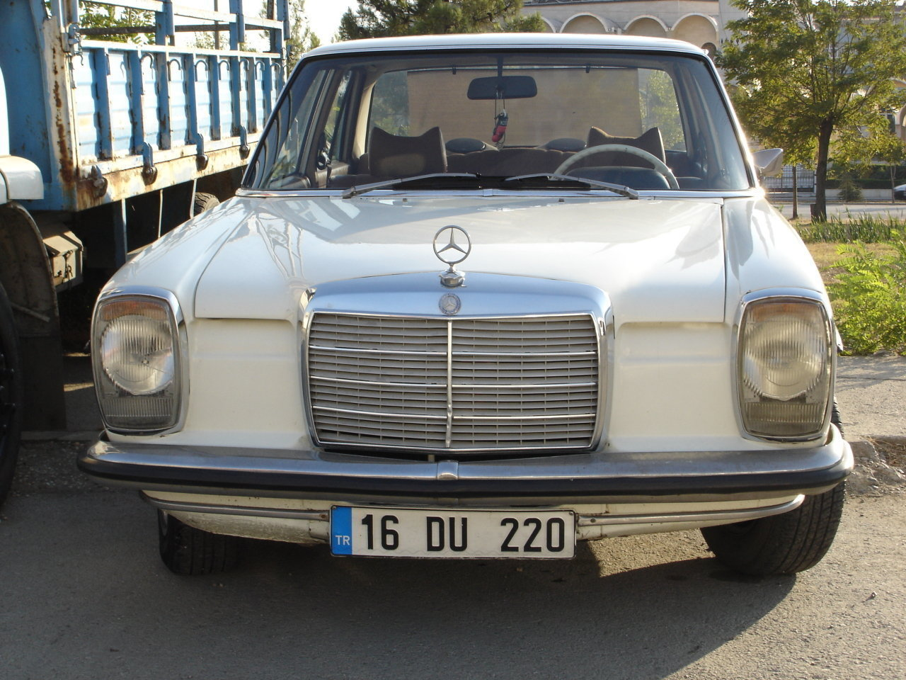Mercedes-benz l508d photo - 3