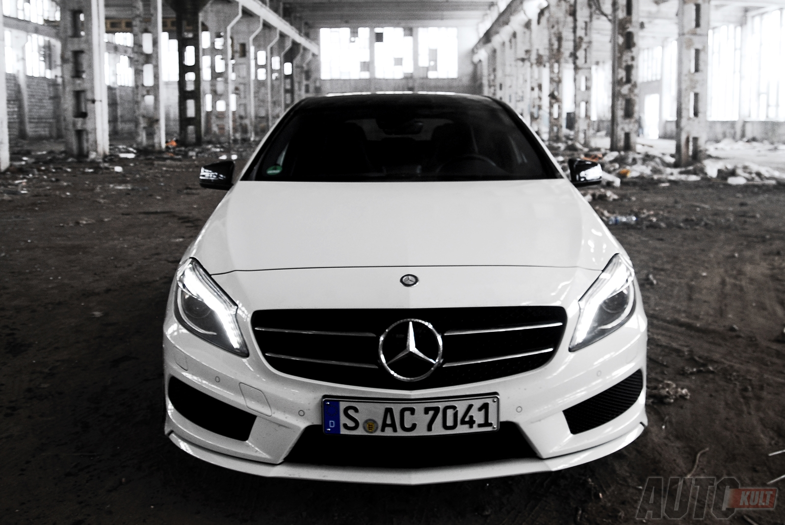 Mercedes-benz lo photo - 2