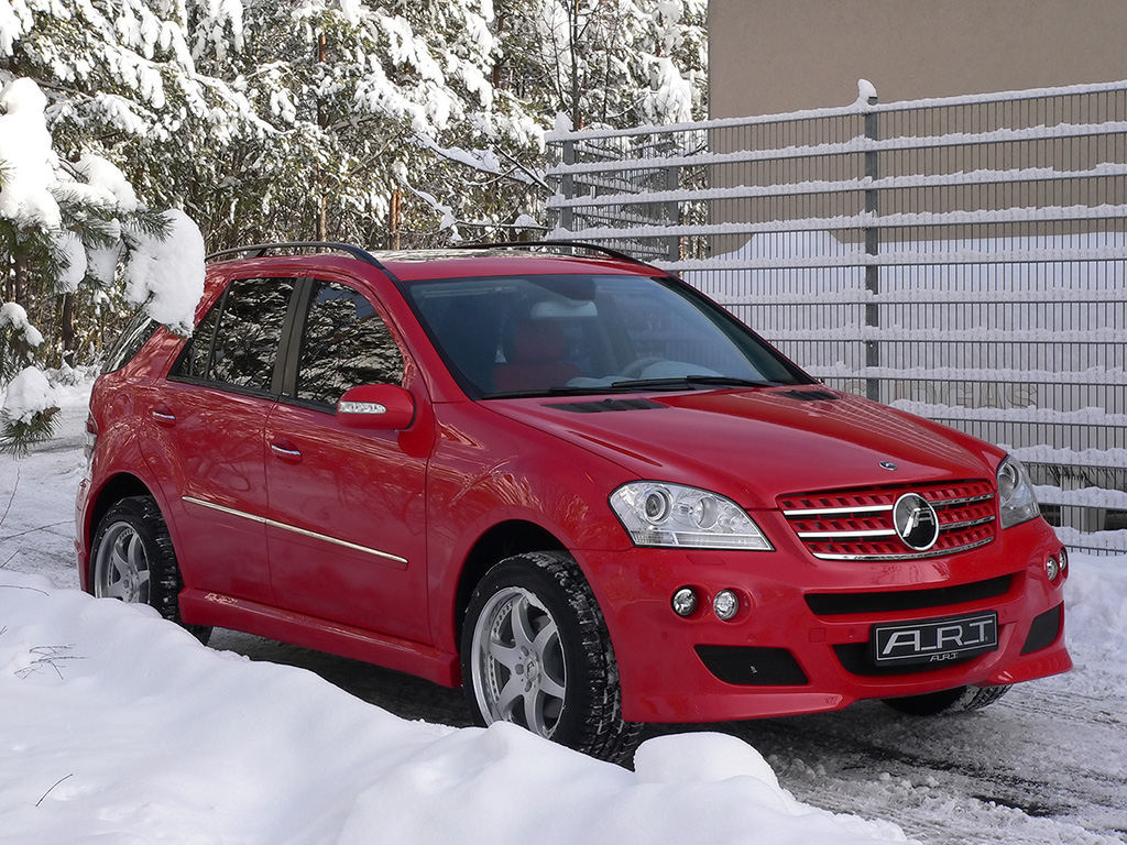 Mercedes-benz ml photo - 3
