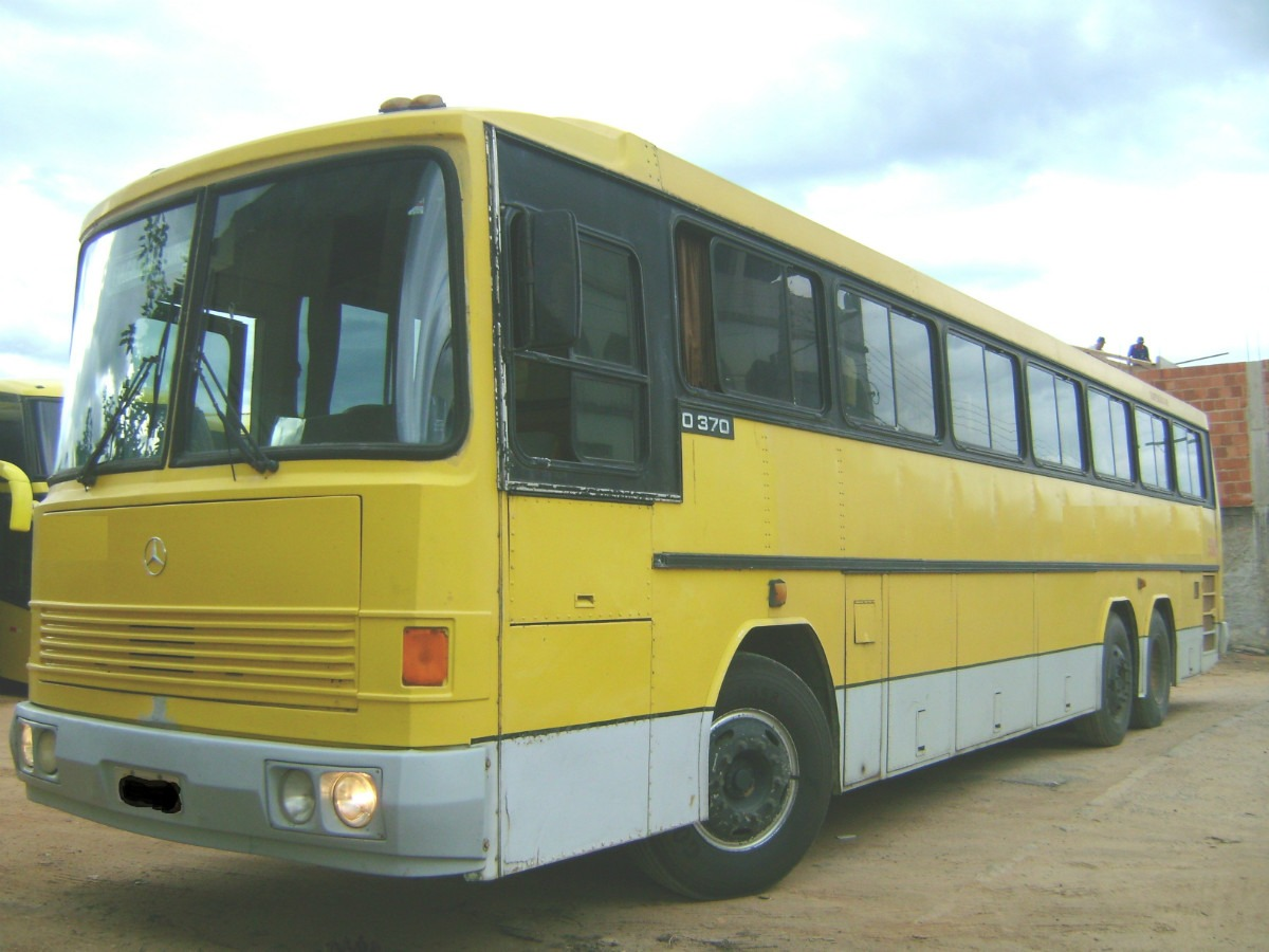 Mercedes-benz o-371 photo - 4