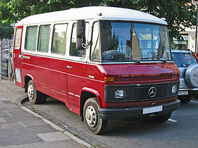 Mercedes-benz o309 photo - 2