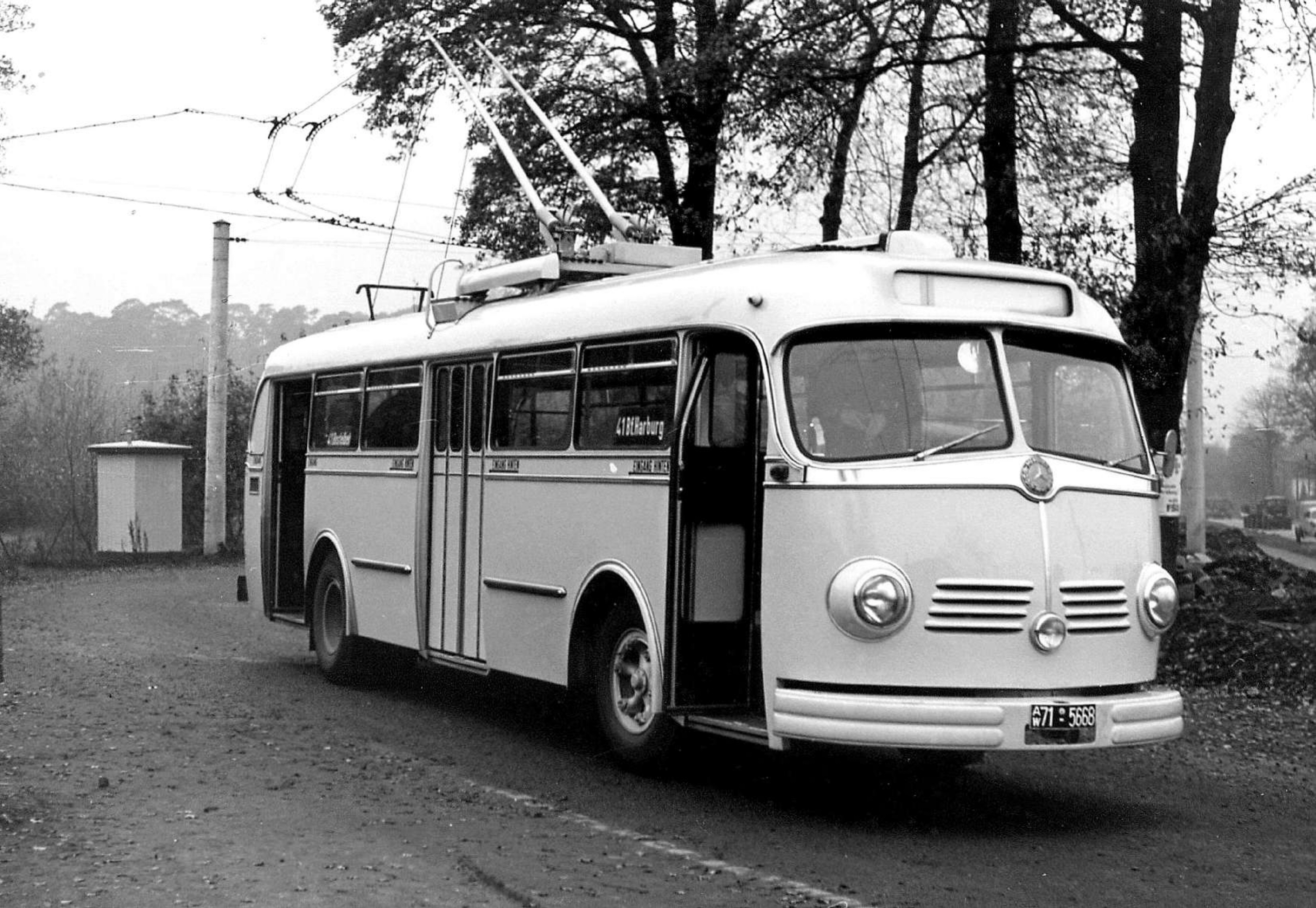 Mercedes-benz o321 photo - 1