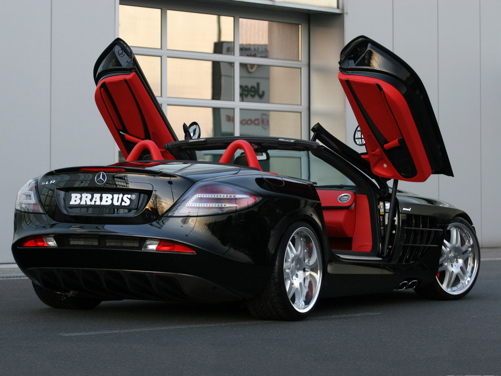 Mercedes-benz roadster photo - 4