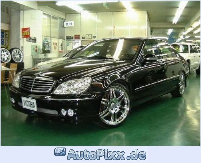 Mercedes-benz s-klasse photo - 1