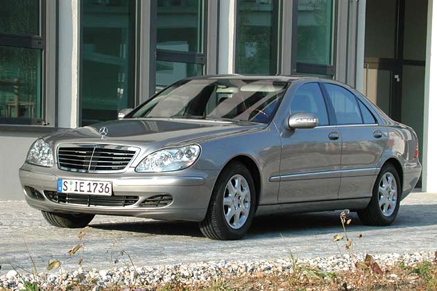Mercedes-benz s320l photo - 1