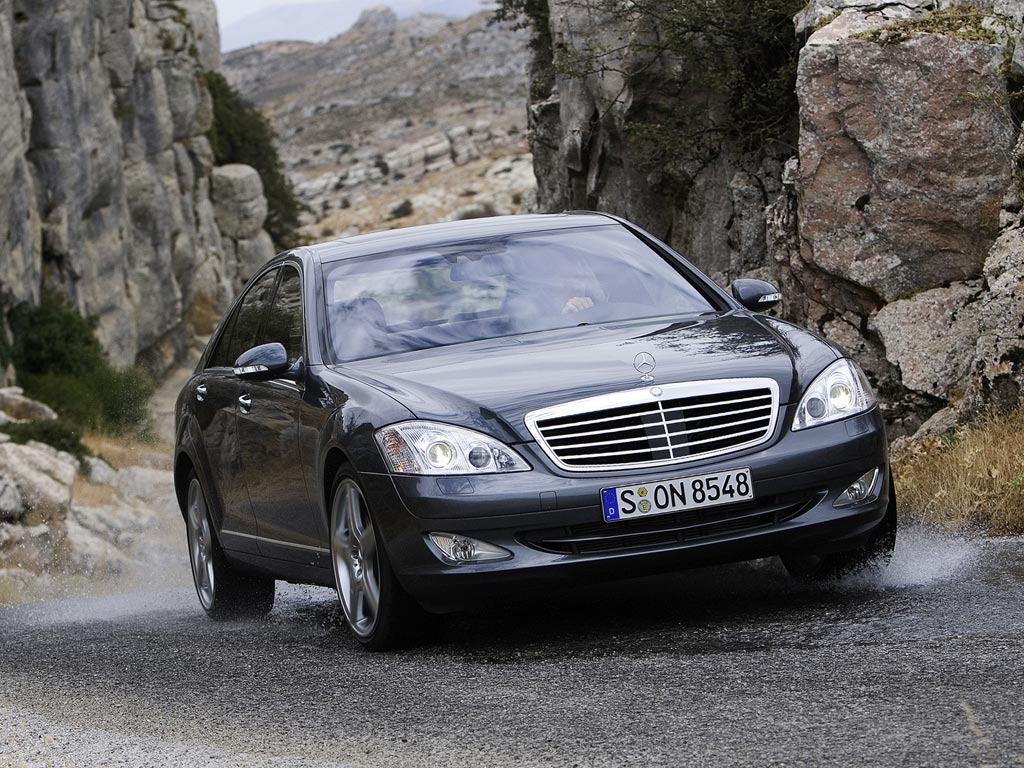 Mercedes-benz s320l photo - 4