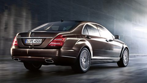 Mercedes-benz s350 photo - 1