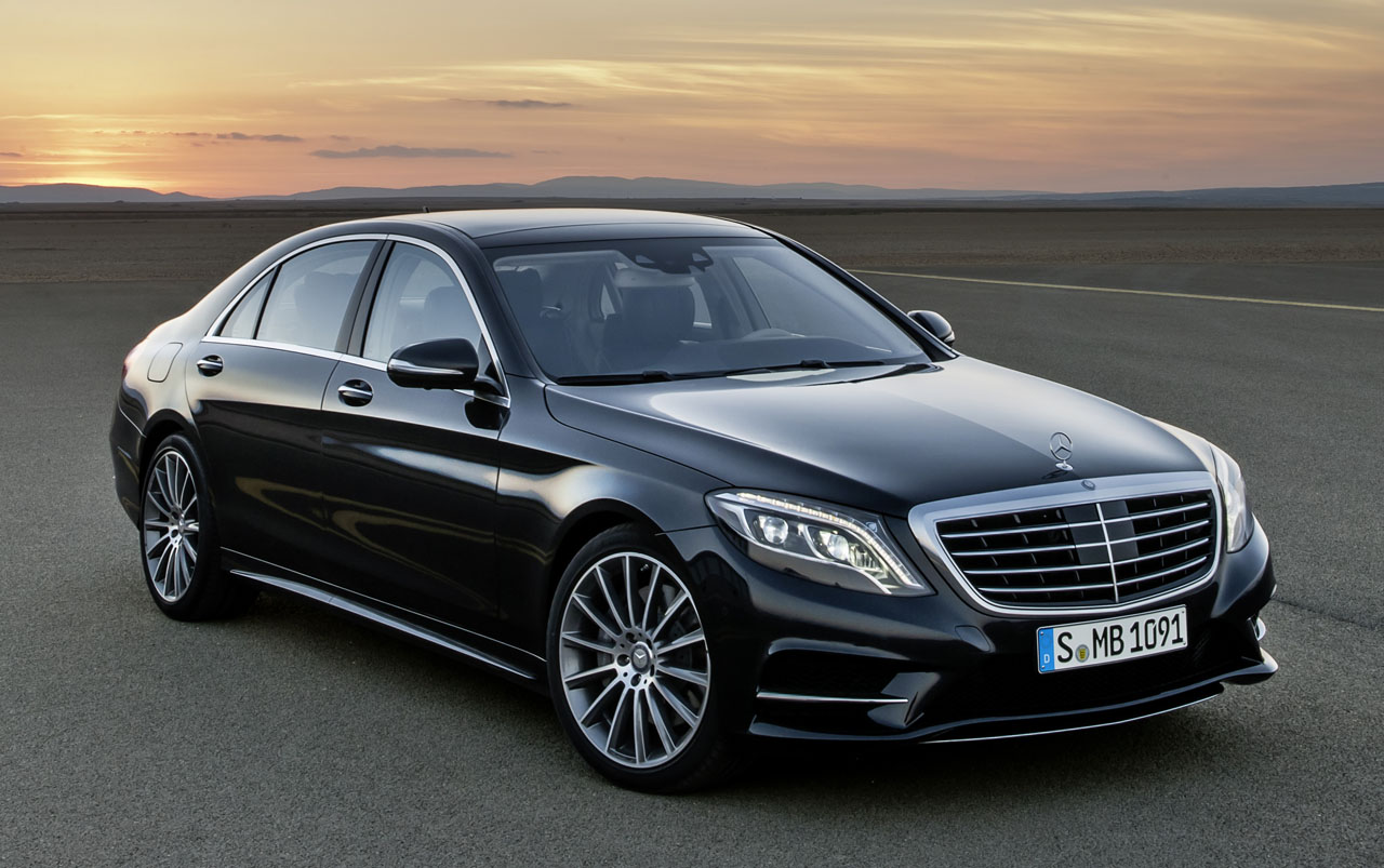 Mercedes-benz s350 photo - 2