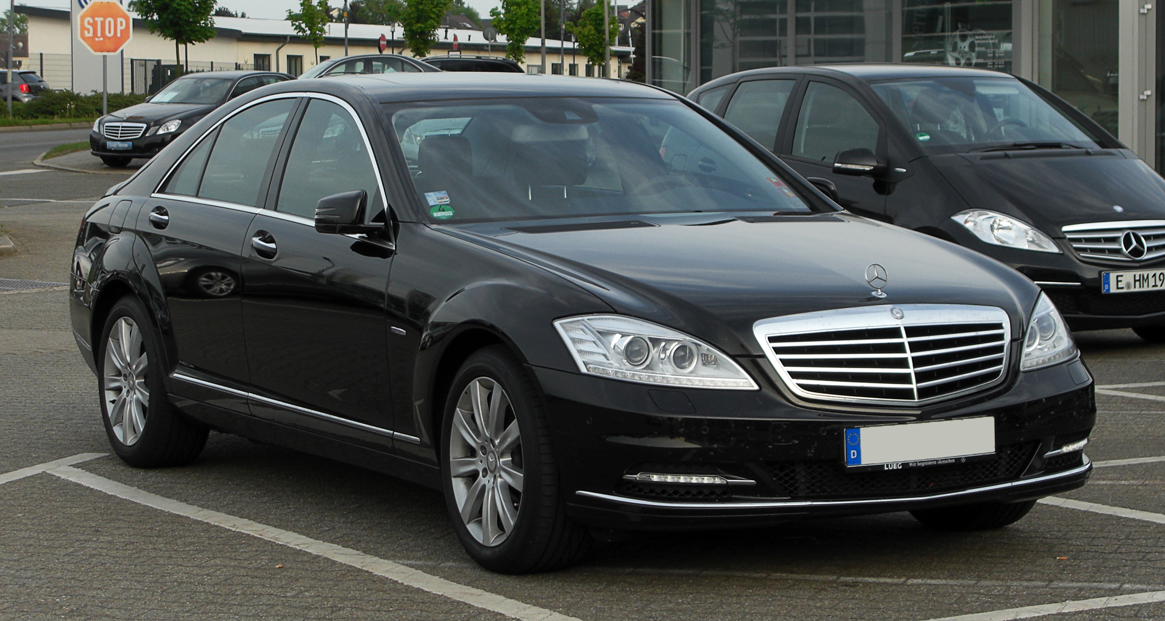 Mercedes-benz s350 photo - 3