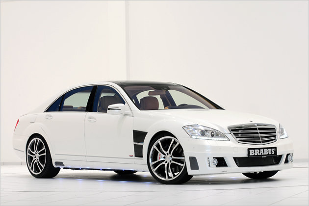 Mercedes-benz s350 photo - 4