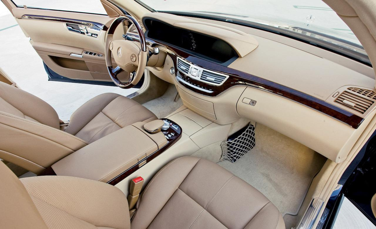 Mercedes-benz s550 photo - 3