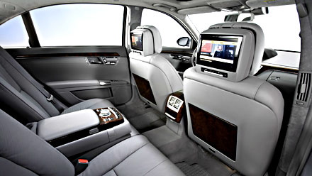 Mercedes-benz s550 photo - 4