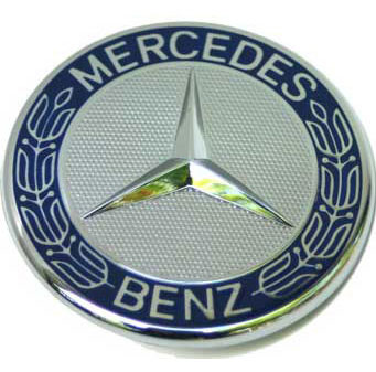 Mercedes-benz silver photo - 1