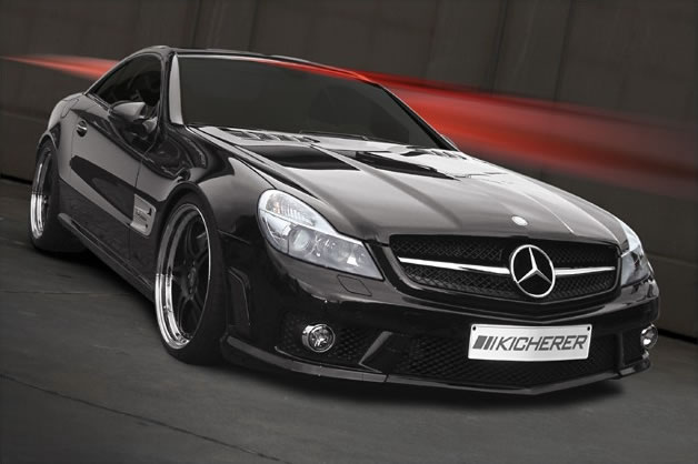 Mercedes-benz sl photo - 2