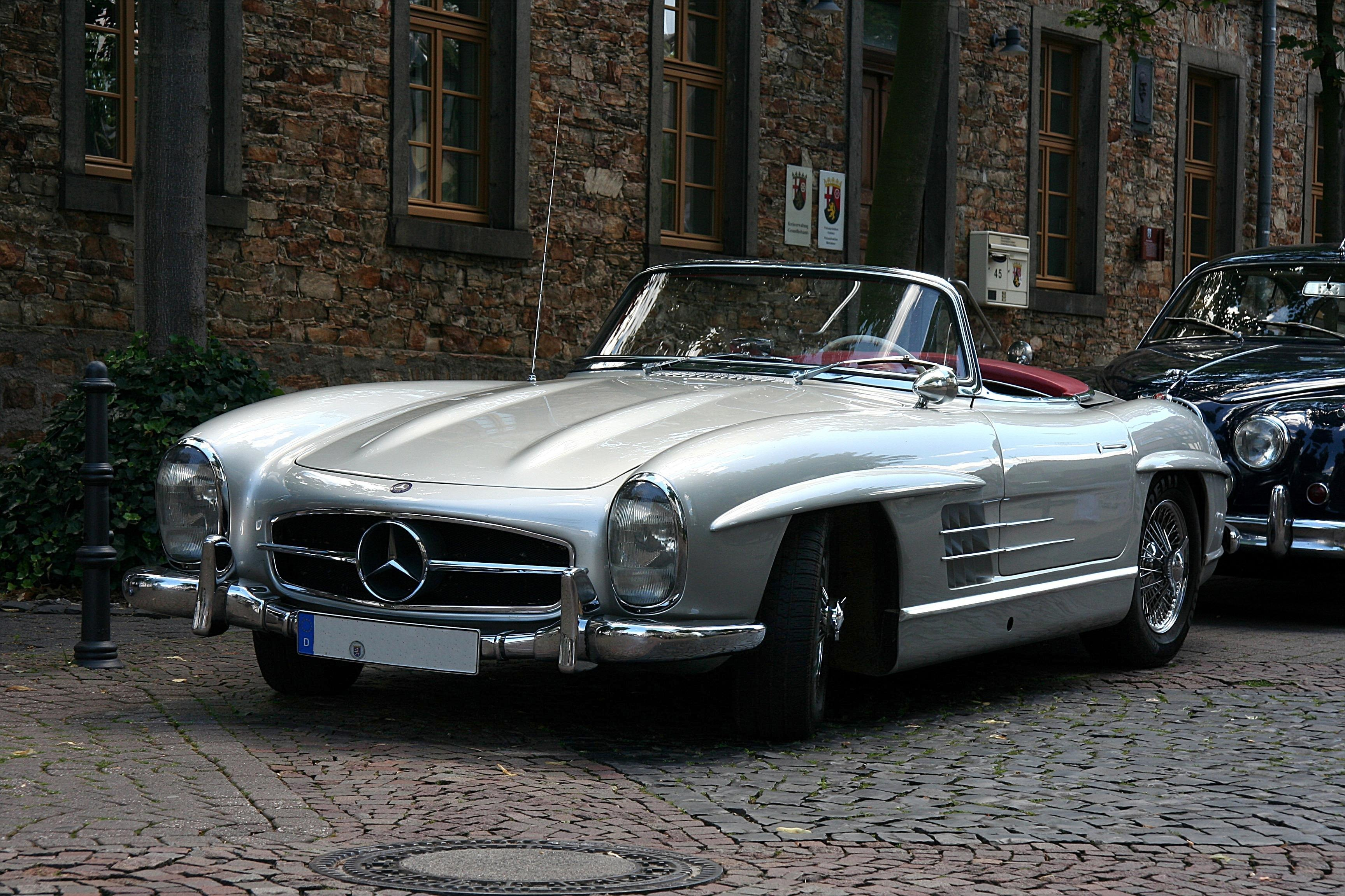 Mercedes-benz sl photo - 3