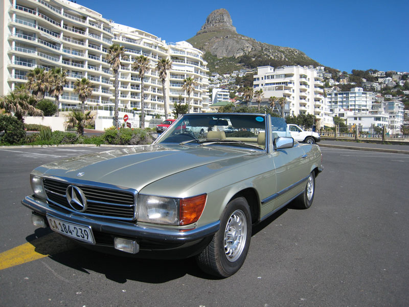 Mercedes-benz sl280 photo - 1