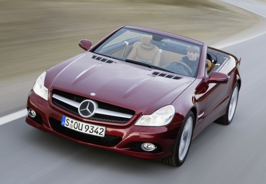 Mercedes-benz sl280 photo - 2