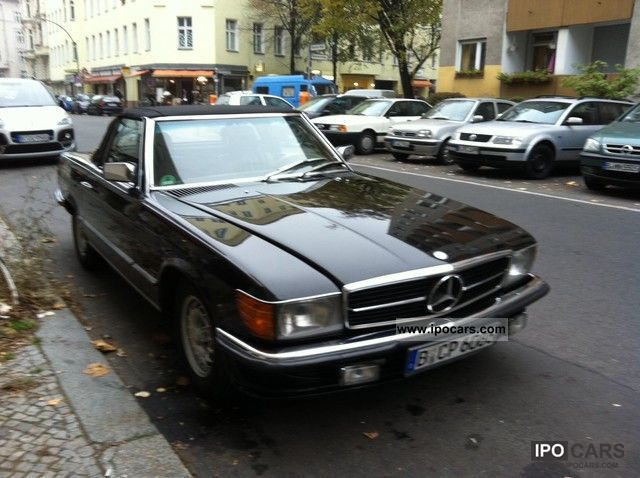 Mercedes-benz sl280 photo - 3