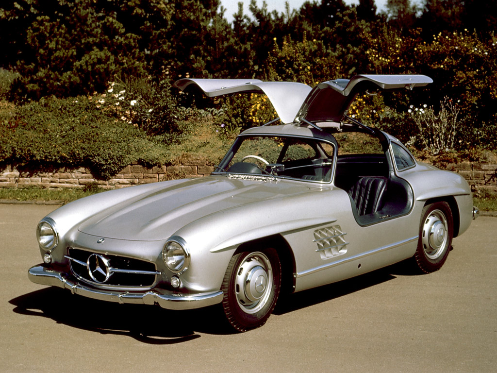 Mercedes-benz sl300 photo - 1