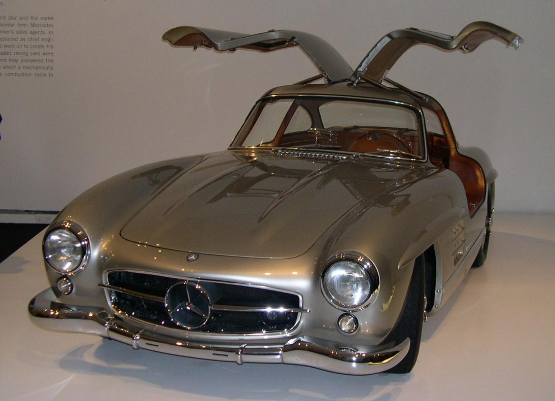 Mercedes-benz sl300 photo - 4
