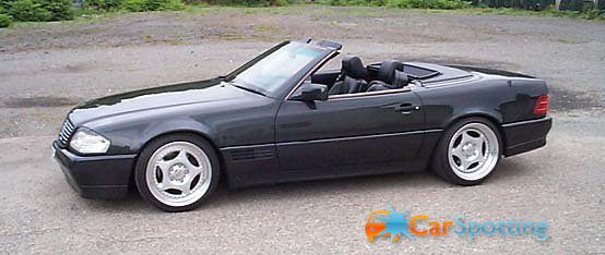 Mercedes-benz sl500 photo - 1