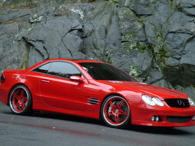 Mercedes-benz sl500 photo - 2