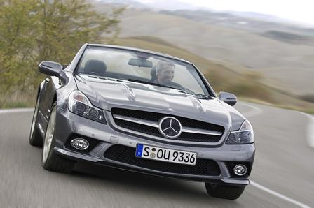 Mercedes-benz sl500 photo - 3