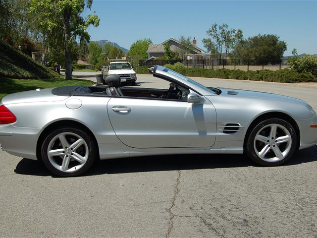 Mercedes-benz sl500 photo - 4