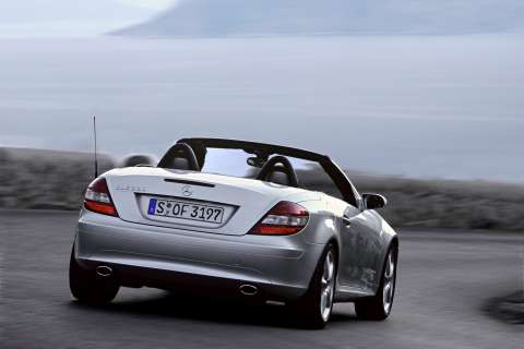 Mercedes-benz slk280 photo - 2