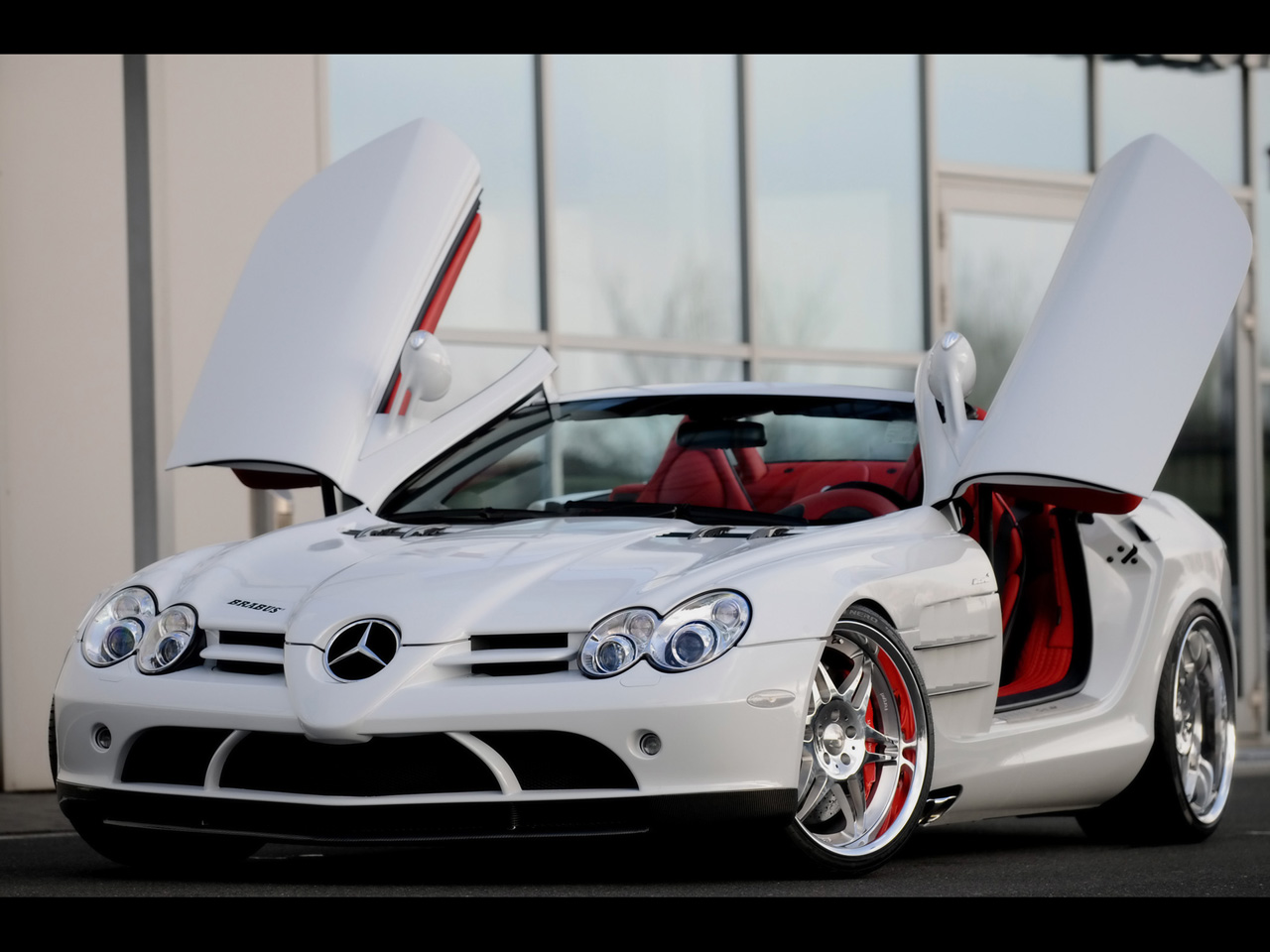 Mercedes-benz slr photo - 1