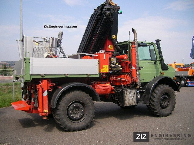 Mercedes-benz u5000 photo - 2