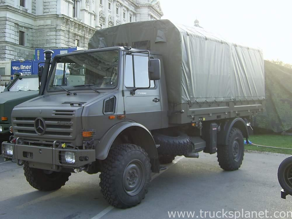 Mercedes-benz u5000 photo - 4