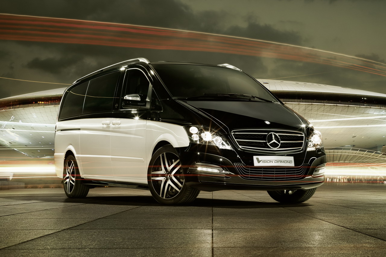 Mercedes-benz viano photo - 2