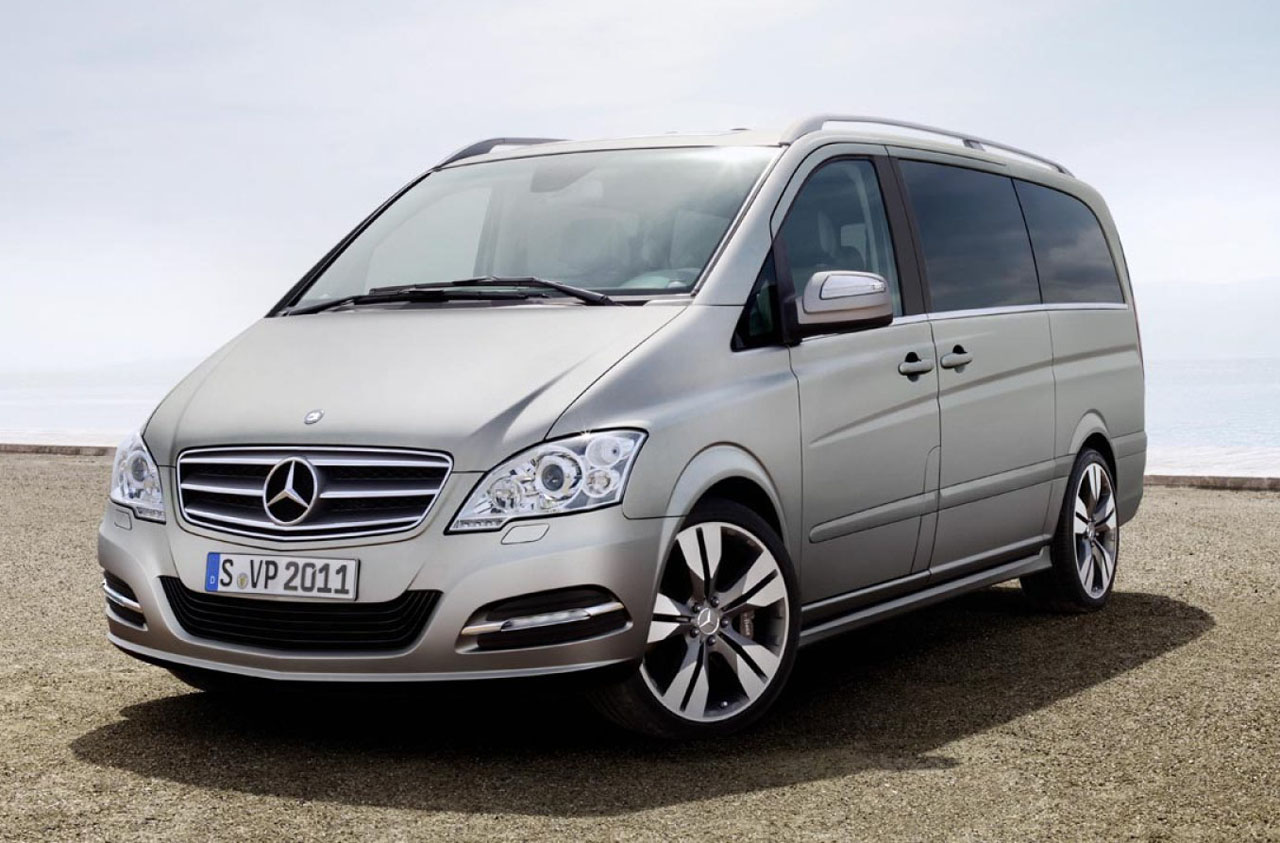 Mercedes-benz viano photo - 3