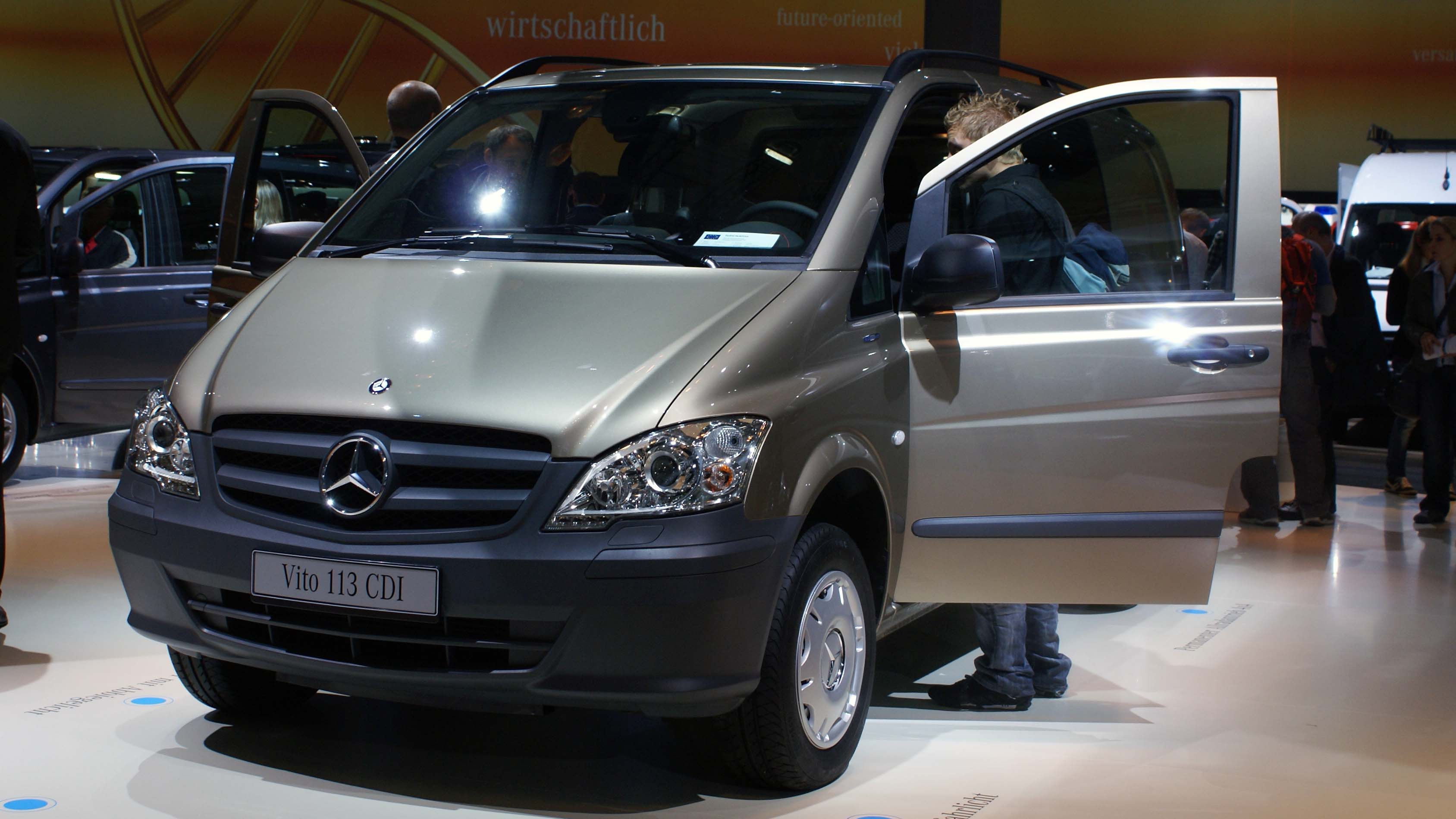 Mercedes-benz vito photo - 4