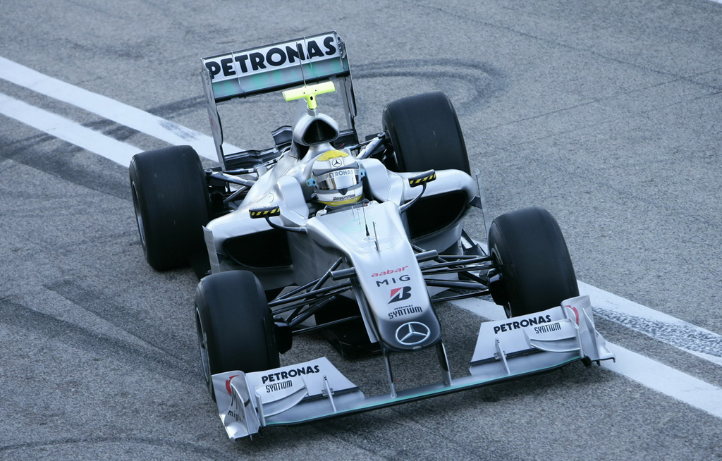 Mercedes-benz w01 photo - 1