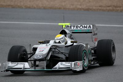 Mercedes-benz w01 photo - 3