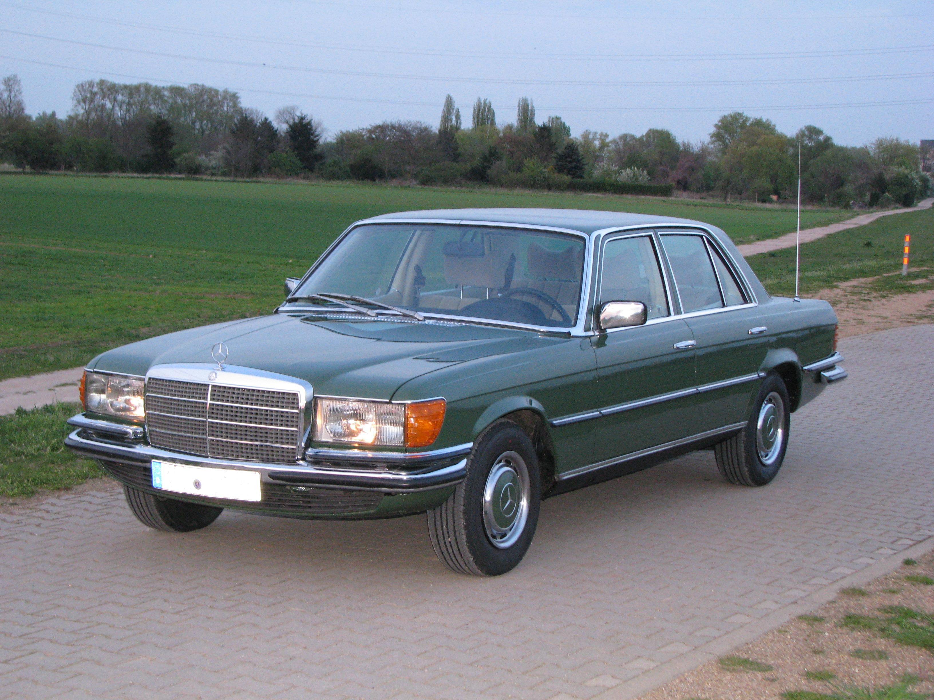 Mercedes-benz w116 photo - 1