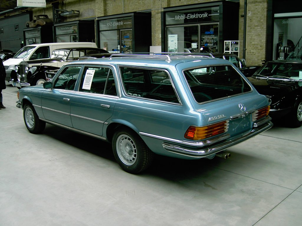 Mercedes-benz w116 photo - 3