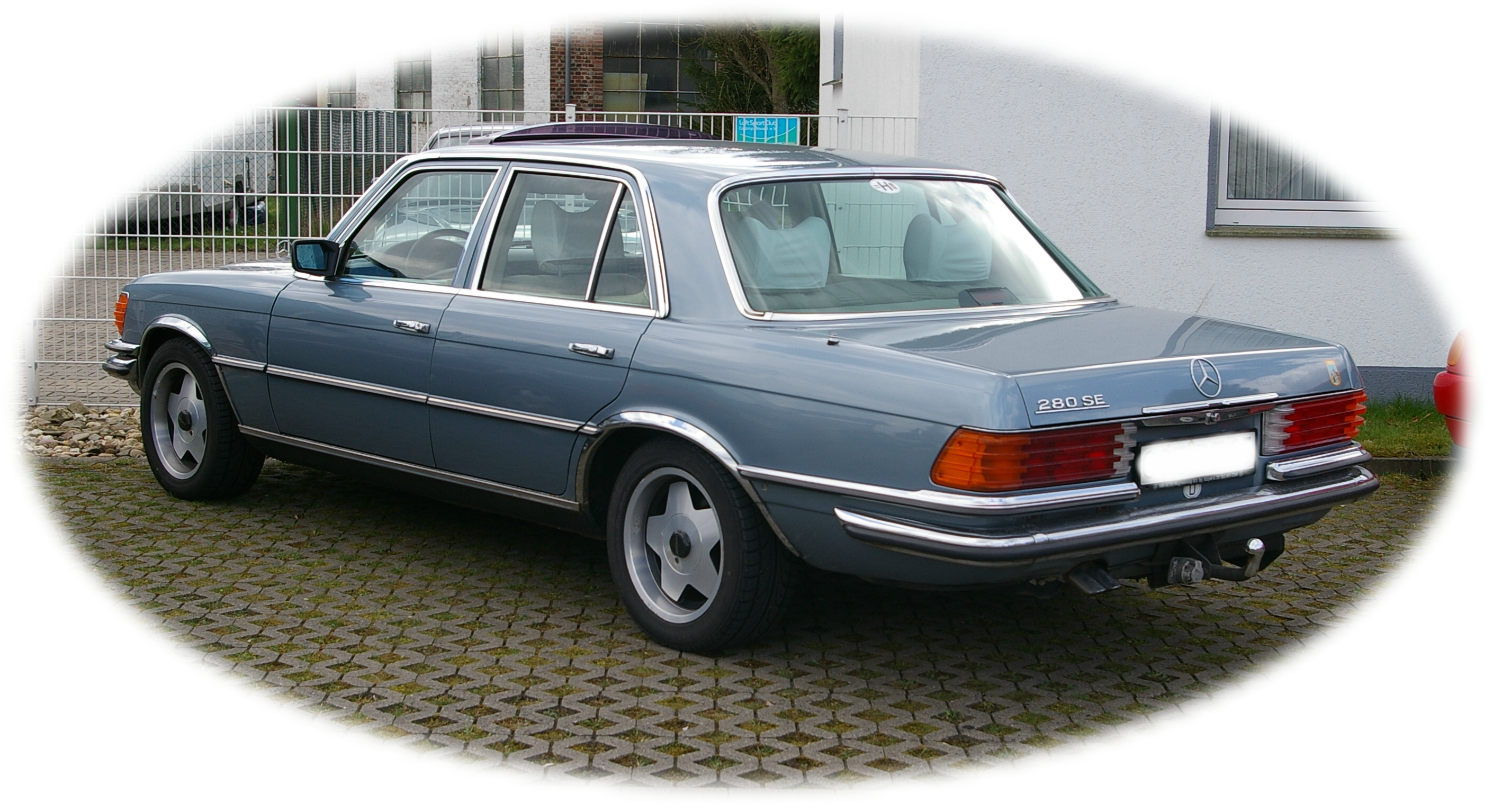 Mercedes-benz w116 photo - 4
