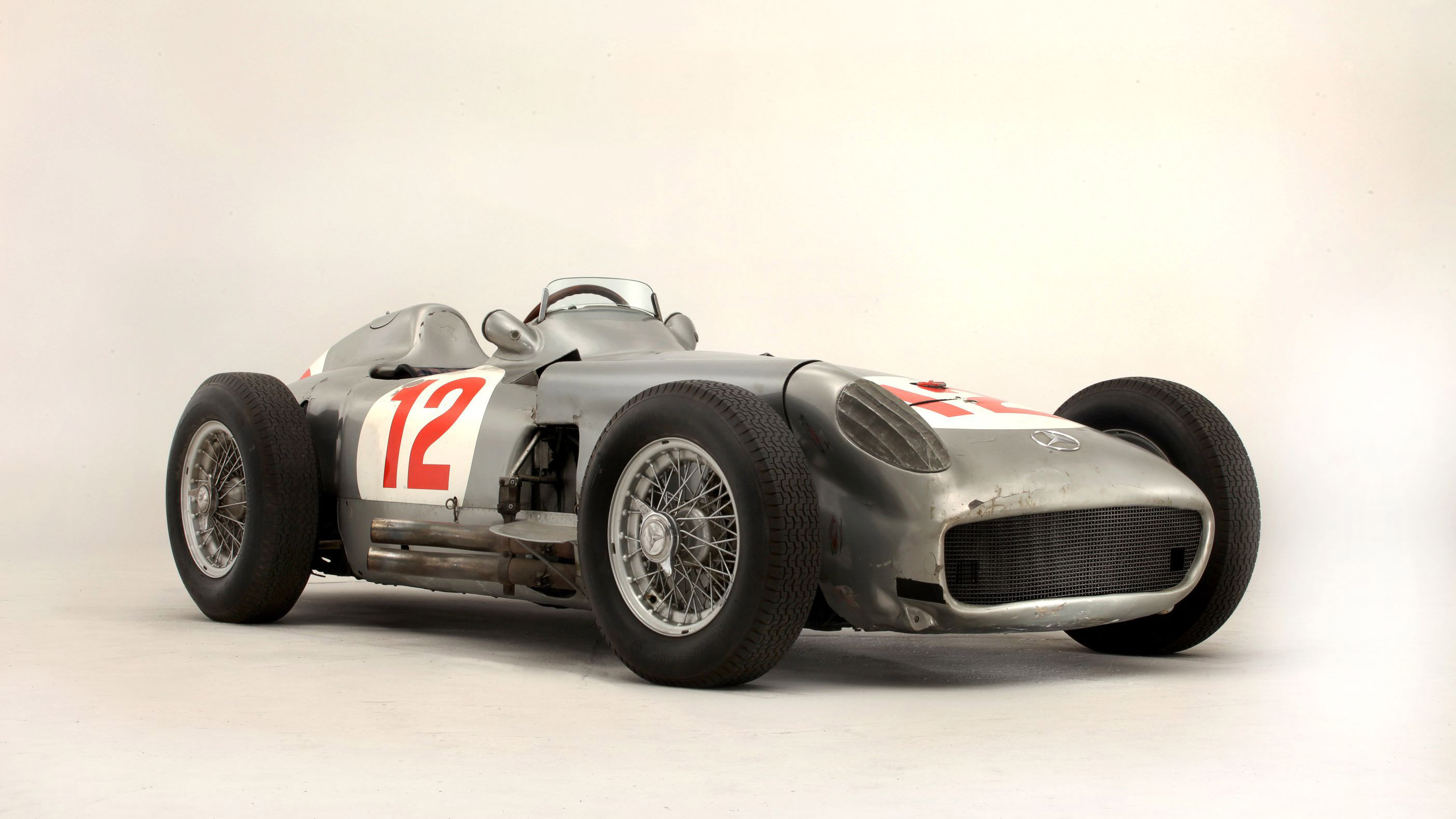 Mercedes-benz w196 photo - 3