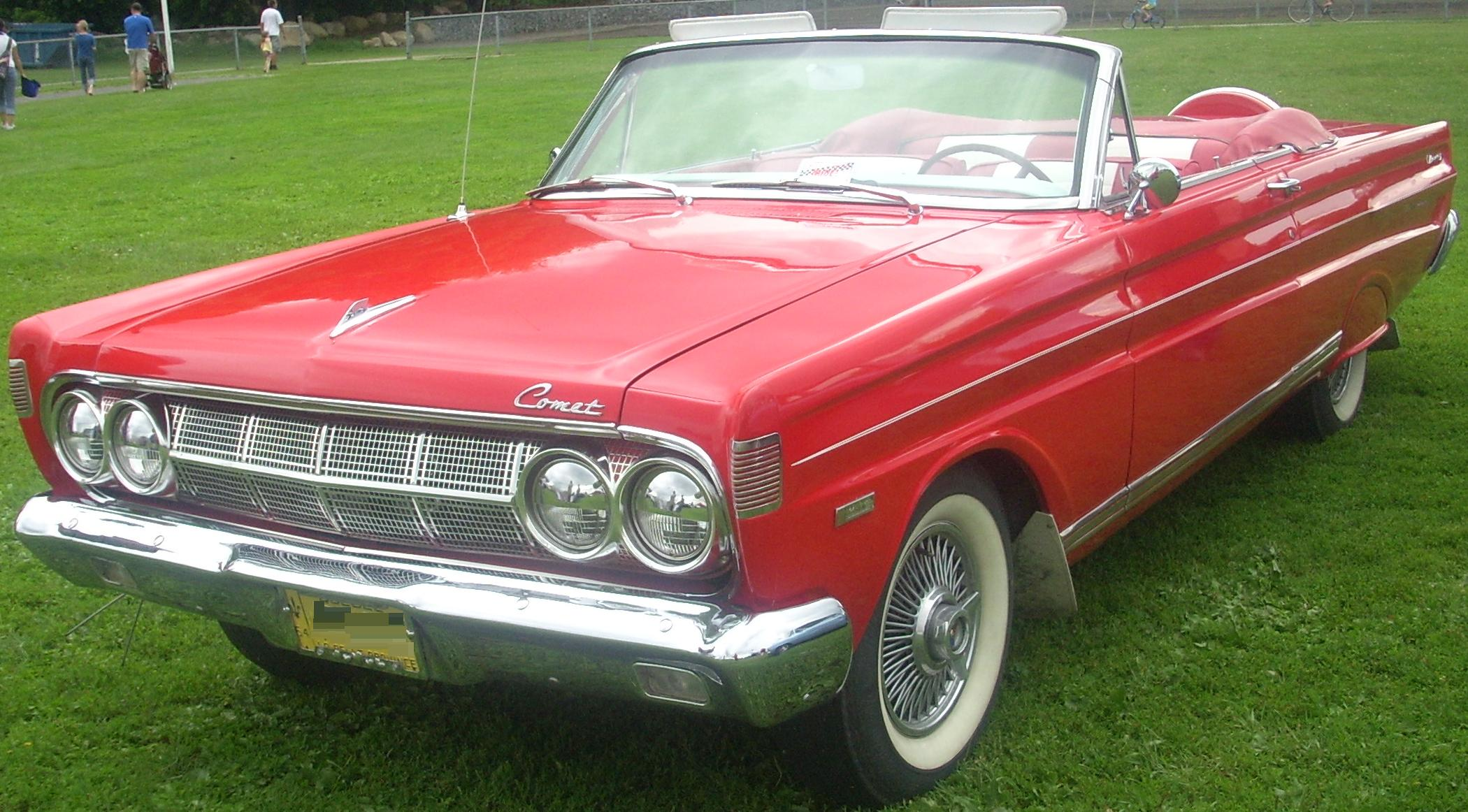 Mercury cabriolet photo - 1