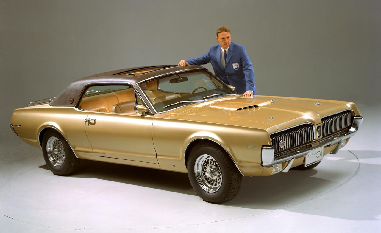 Mercury cougar photo - 1