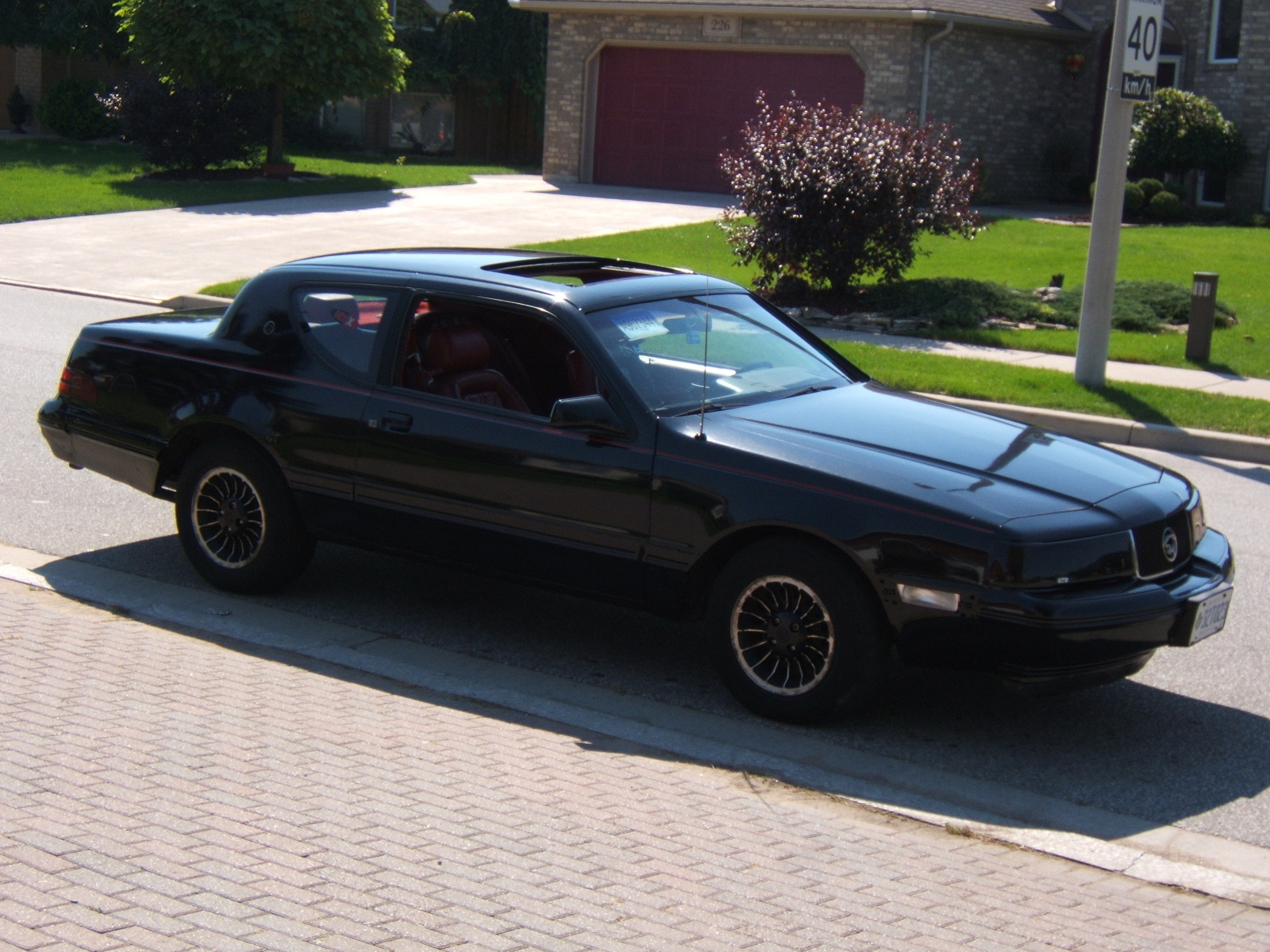 Mercury cougar photo - 3